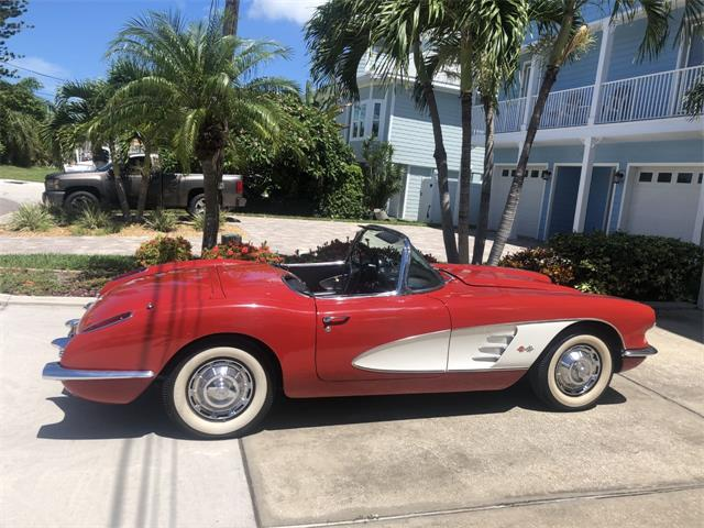 1959 Chevrolet Corvette (CC-1379698) for sale in MADEIRA BEACH, Florida