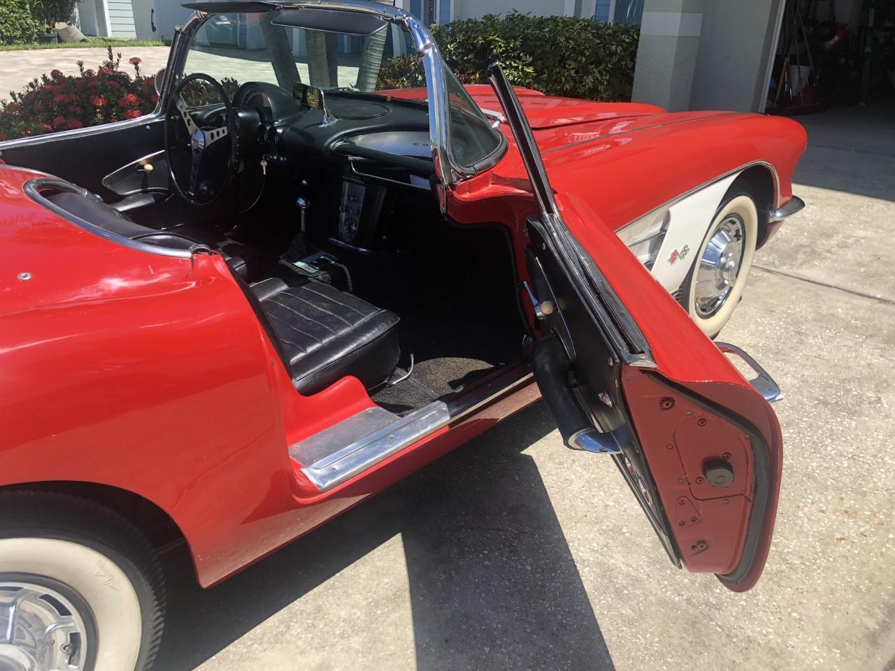 1959 Chevrolet Corvette (CC-1379698) for sale in MADEIRA BEACH, Florida