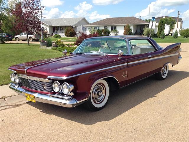 1961 Chrysler Imperial Crown (CC-1379705) for sale in Viking, Alberta