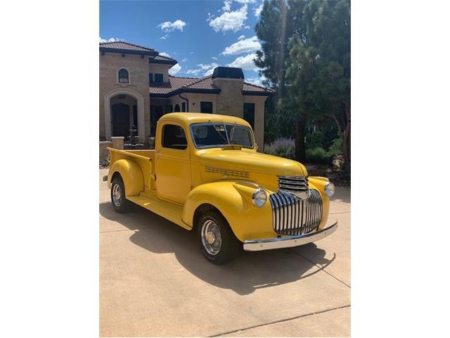 1946 Chevrolet Pickup (CC-1379707) for sale in Colorado Springs, Colorado
