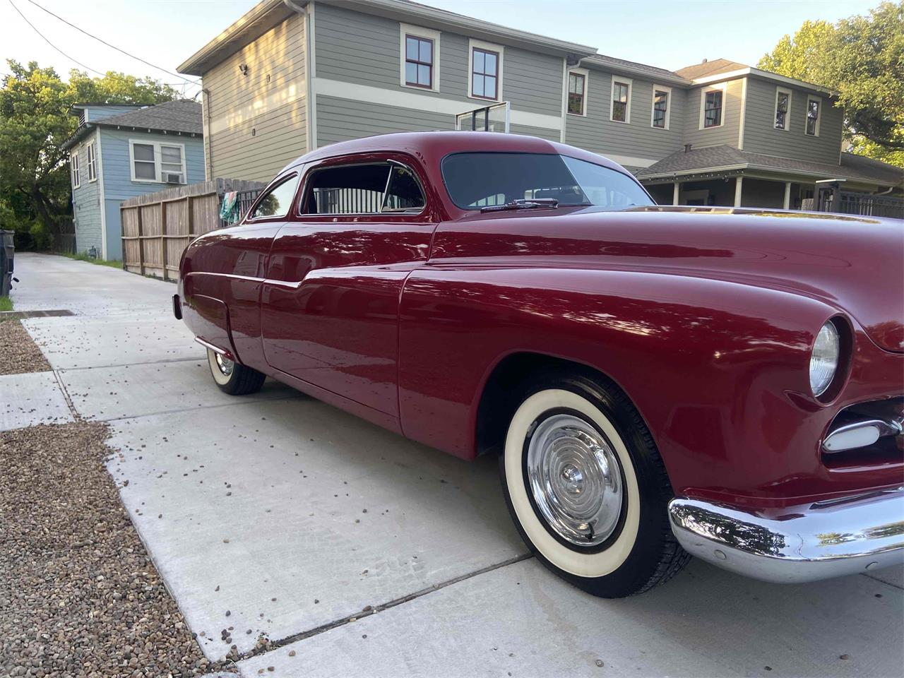 1951 Mercury 2-Dr Coupe (CC-1379712) for sale in Houston , Texas