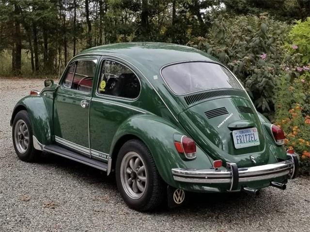 1970 Volkswagen Beetle (CC-1370972) for sale in AMELIA COURT HOUSE, Virginia