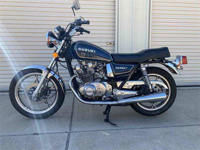 1981 Suzuki Motorcycle (CC-1379720) for sale in Anderson, California