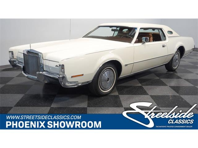 1972 Lincoln Continental (CC-1379721) for sale in Mesa, Arizona