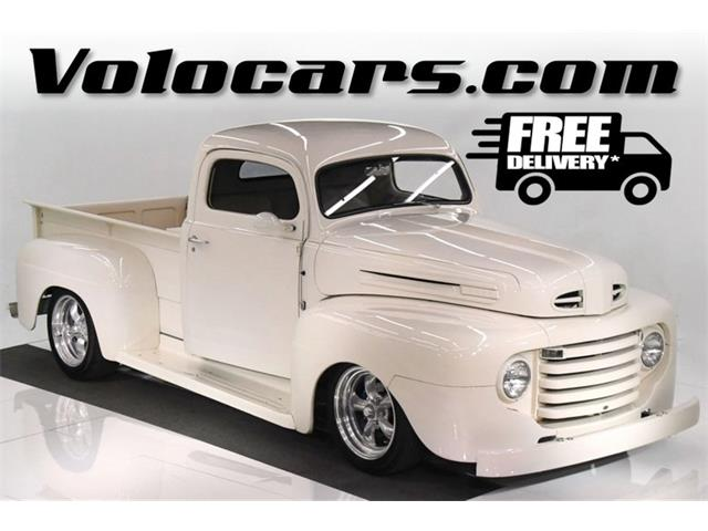 1950 Ford F1 (CC-1379737) for sale in Volo, Illinois