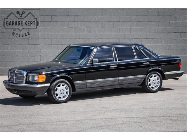 1984 Mercedes-Benz 500