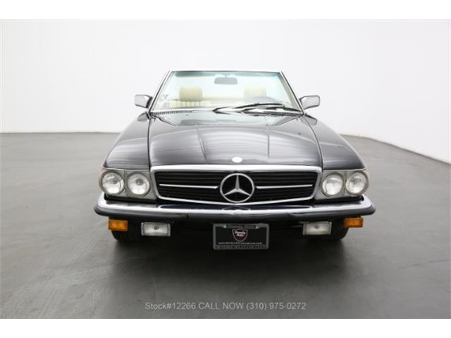 1984 Mercedes-Benz 280SL
