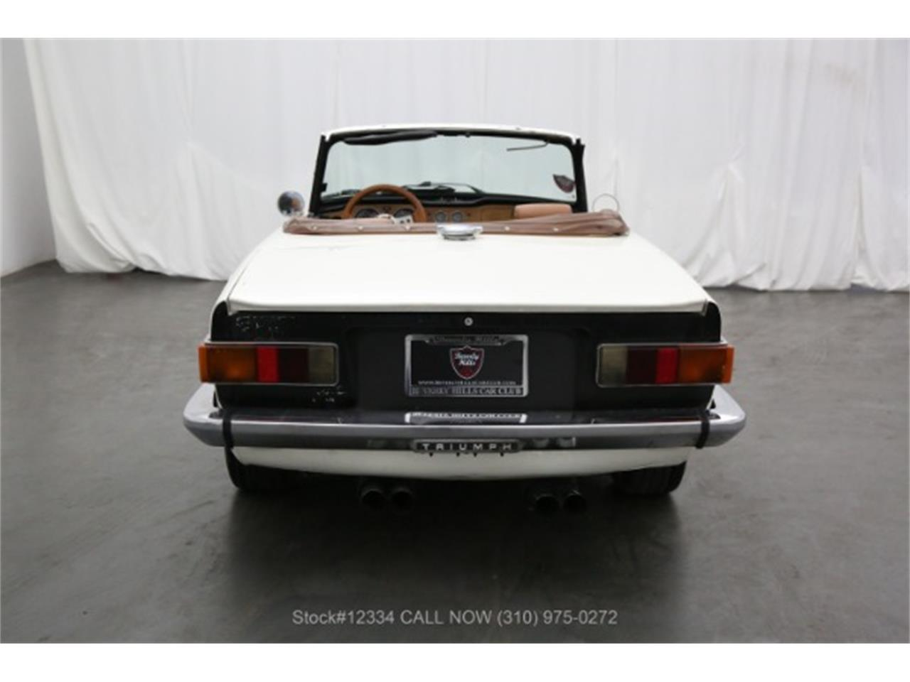 1973 Triumph TR6 (CC-1379759) for sale in Beverly Hills, California