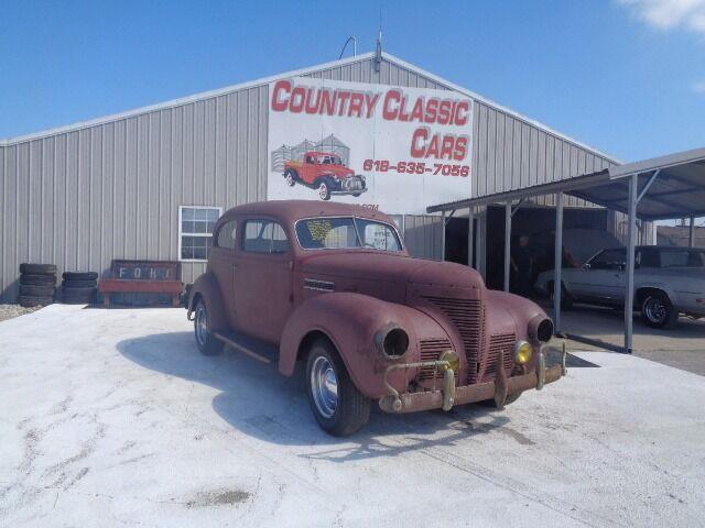 1939 Plymouth Deluxe