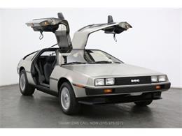1981 DeLorean DMC-12 (CC-1379762) for sale in Beverly Hills, California