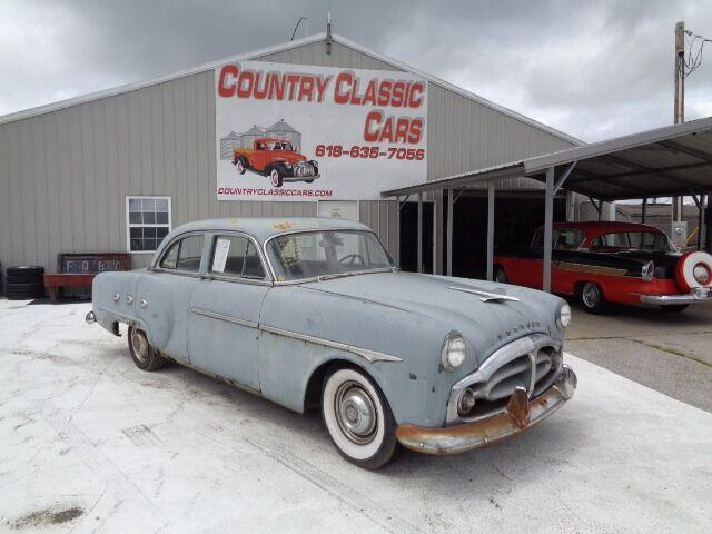 1952 Packard Sedan (CC-1379763) for sale in Staunton, Illinois