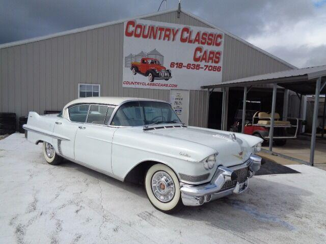 1957 Cadillac Series 62 (CC-1379764) for sale in Staunton, Illinois