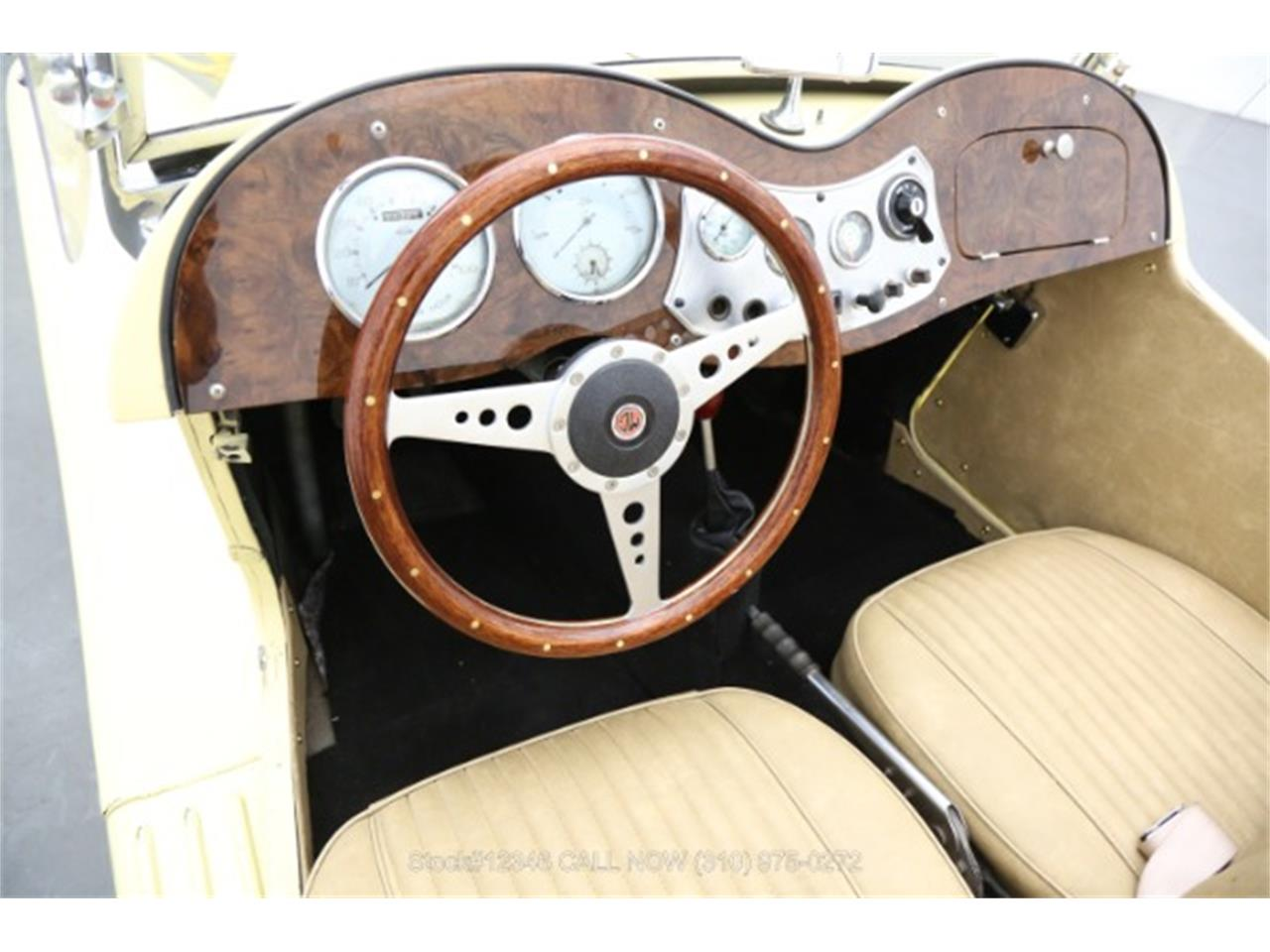 1952 MG TD (CC-1379765) for sale in Beverly Hills, California