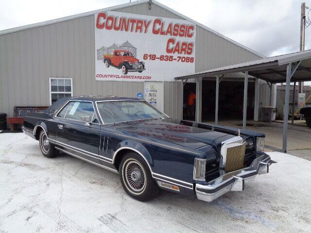 1979 Lincoln Mark V (CC-1379770) for sale in Staunton, Illinois