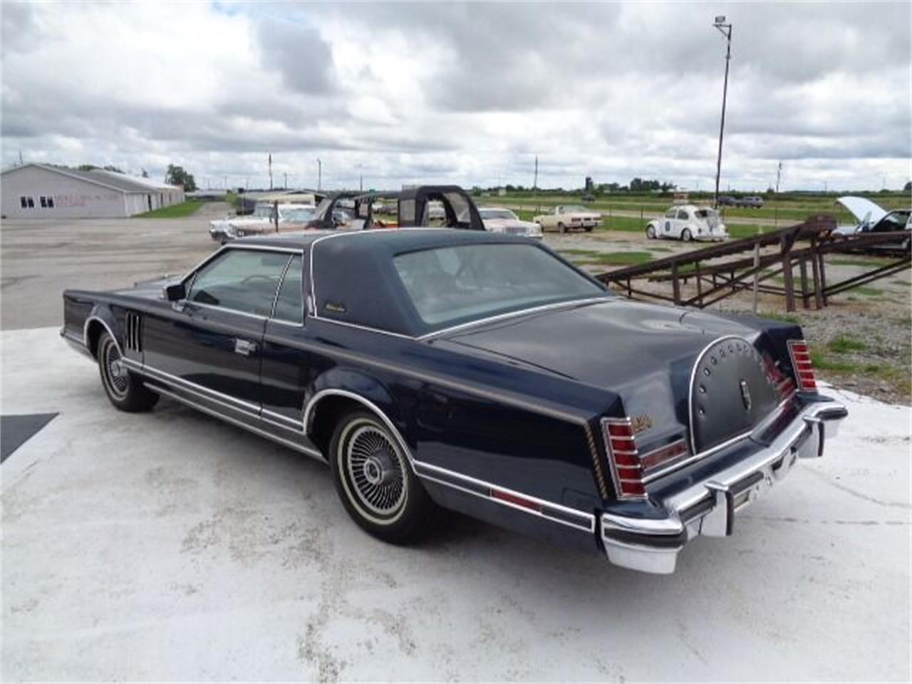 1979 Lincoln Mark V (CC-1379770) for sale in Staunton, Illinois