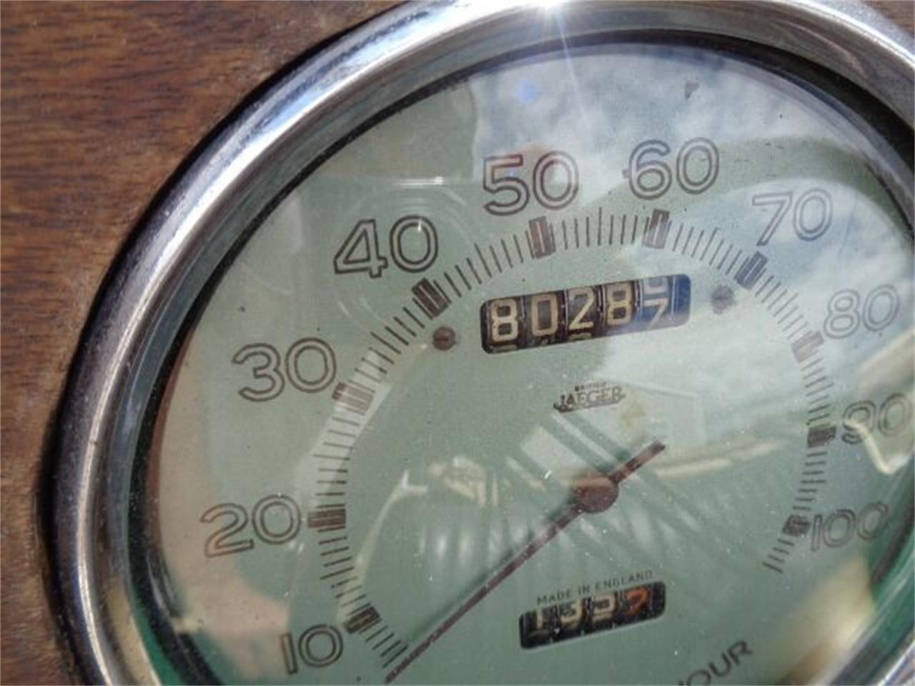 1950 MG TD (CC-1379774) for sale in Staunton, Illinois