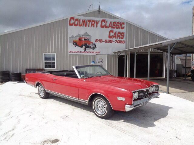 1968 Mercury Montego (CC-1379776) for sale in Staunton, Illinois