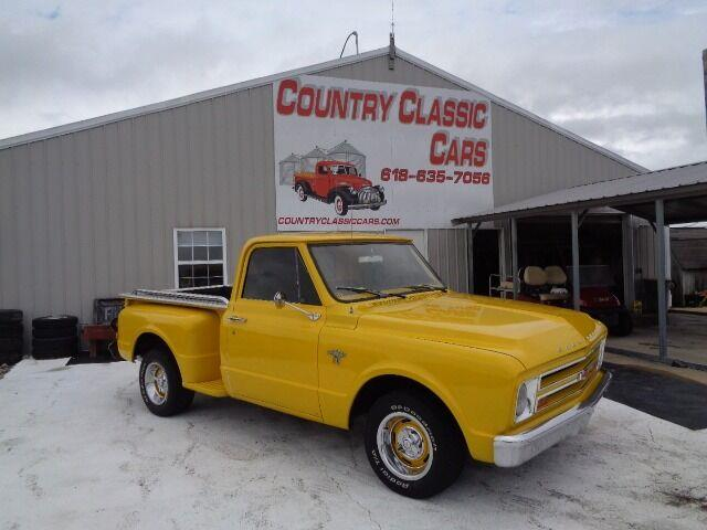 1967 Chevrolet C/K 10 (CC-1379777) for sale in Staunton, Illinois