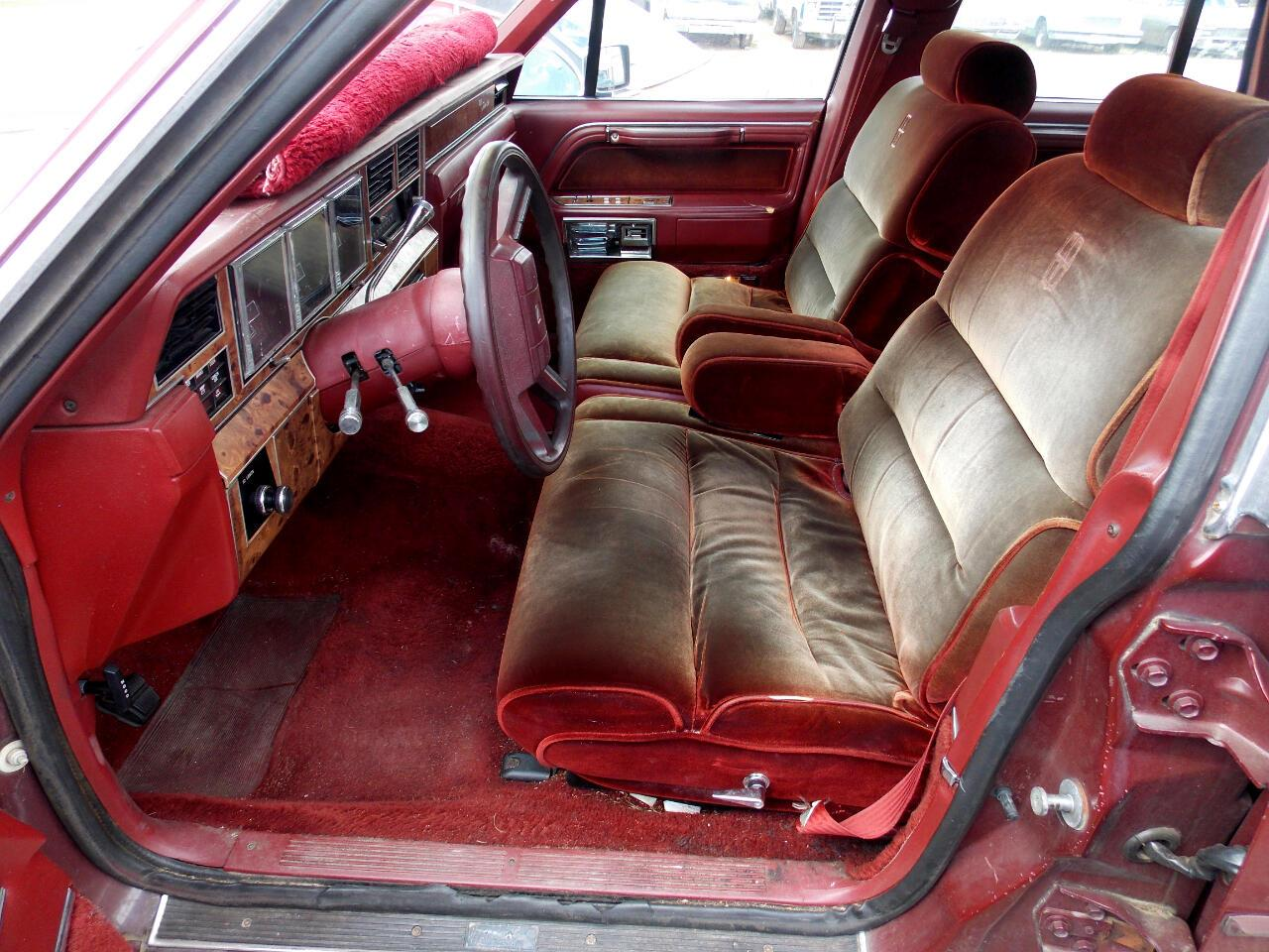 1985 Lincoln Town Car (CC-1379789) for sale in Gray Court, South Carolina