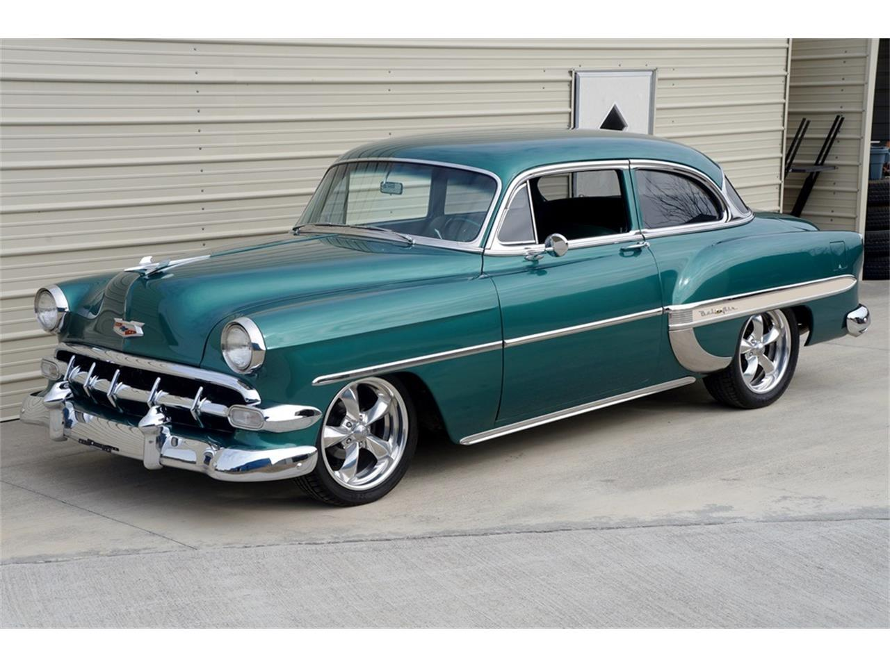 1954 Chevrolet Bel Air (CC-1370979) for sale in New Braunfels , Texas