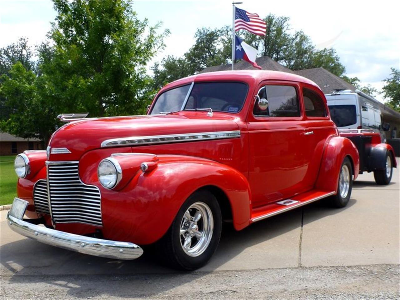 1940 Chevrolet Deluxe (CC-1379795) for sale in Arlington, Texas