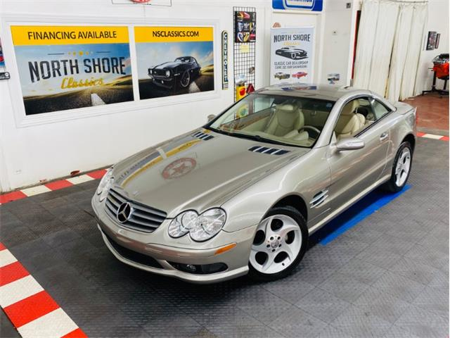 2004 Mercedes-Benz SL-Class (CC-1379800) for sale in Mundelein, Illinois
