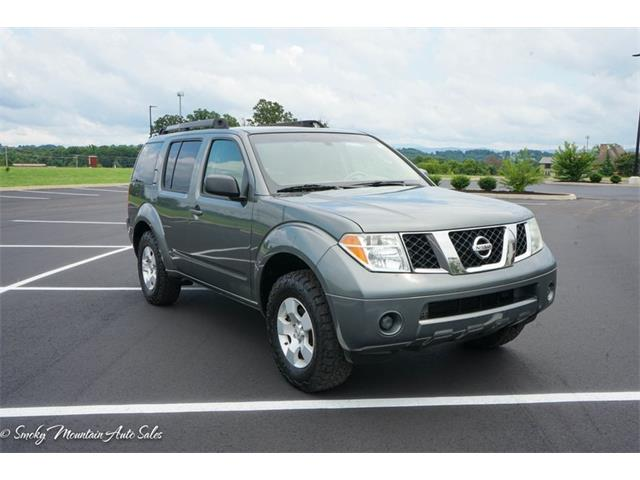 2007 Nissan Pathfinder (CC-1379805) for sale in Lenoir City, Tennessee
