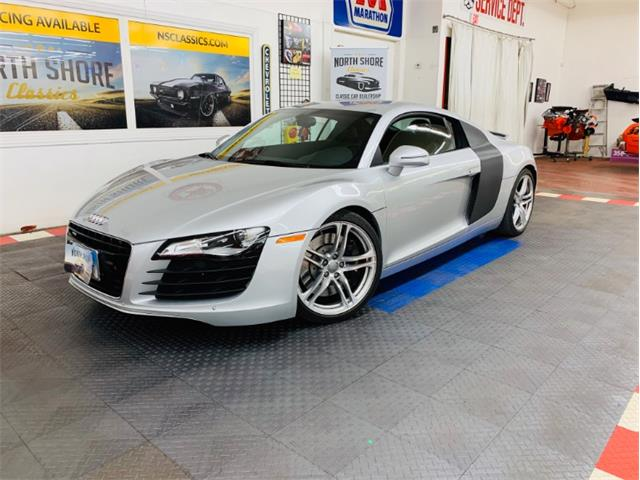 2008 Audi R8 (CC-1379809) for sale in Mundelein, Illinois