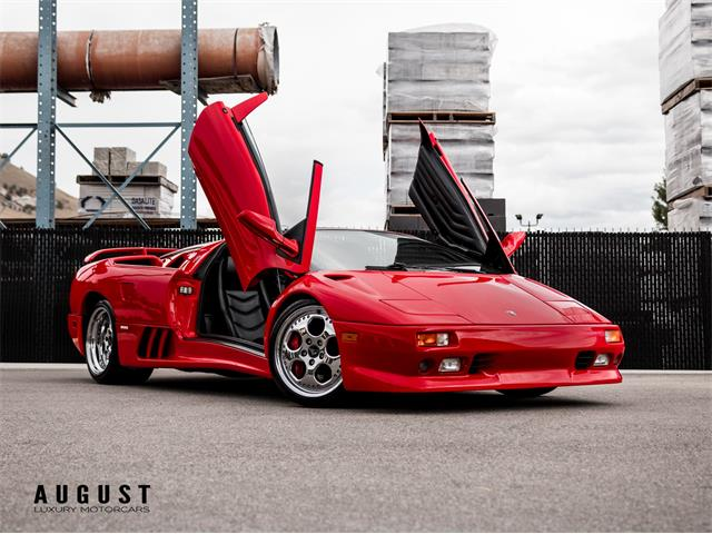 1998 Lamborghini Diablo (CC-1379811) for sale in Kelowna, British Columbia