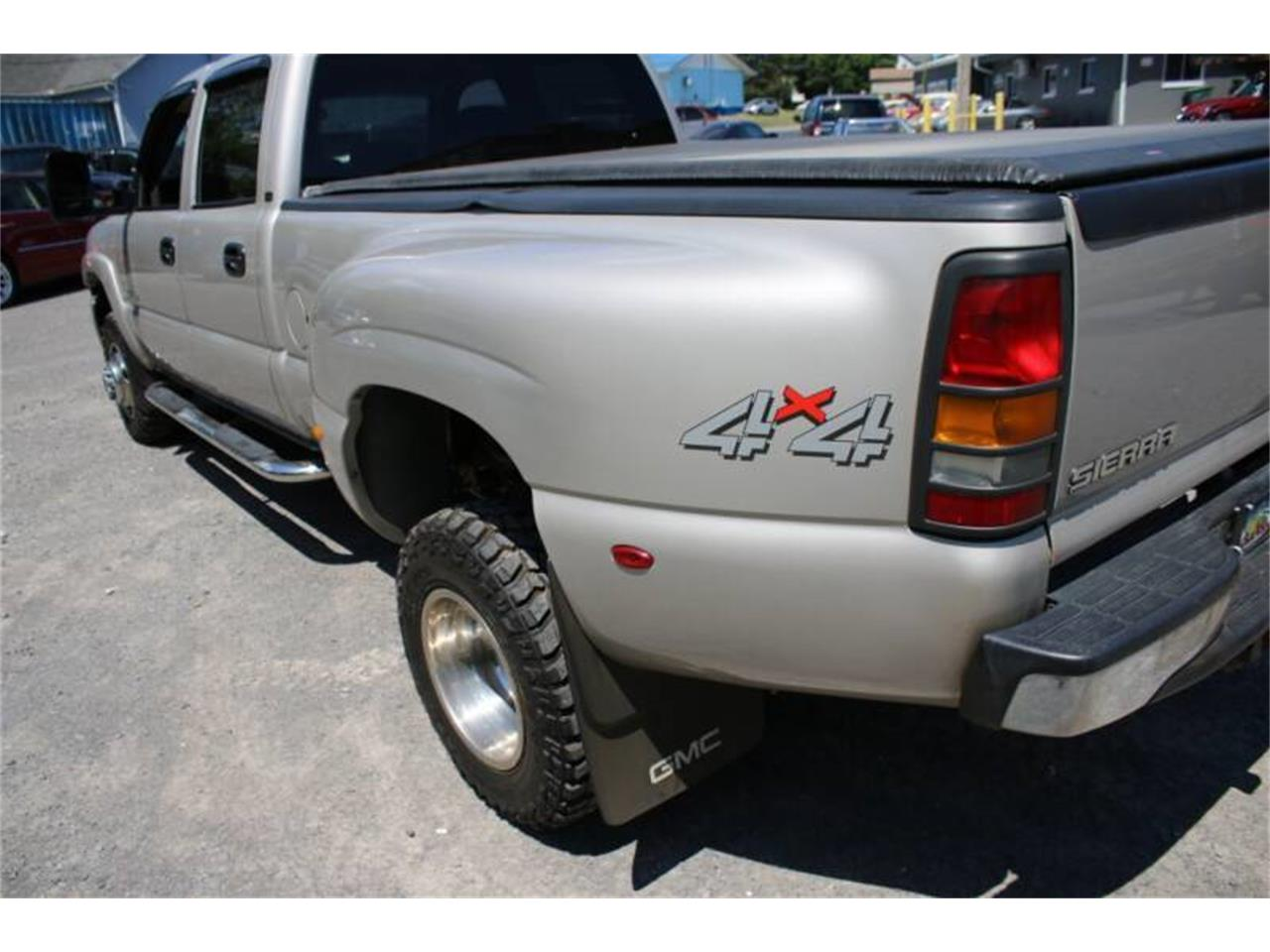 2006 GMC Sierra (CC-1379818) for sale in Hilton, New York