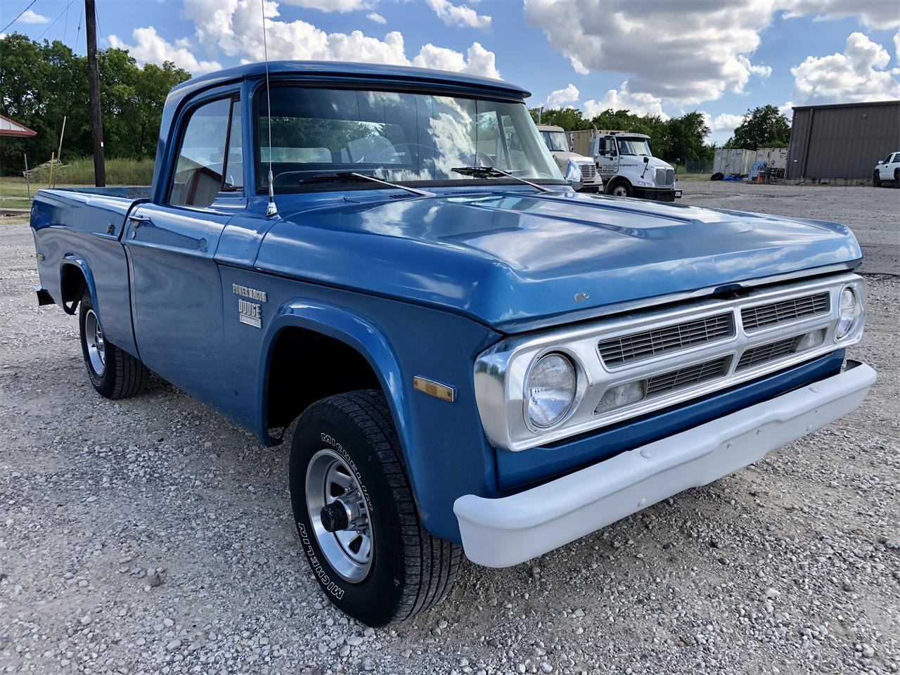 1971 Dodge Power Wagon (CC-1370982) for sale in Sherman, Texas