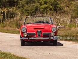 1963 Alfa Romeo 2600 (CC-1379821) for sale in Monterey, California