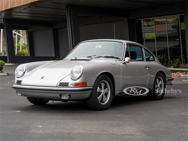 1967 Porsche 911 Carrera S (CC-1379824) for sale in Monterey, California
