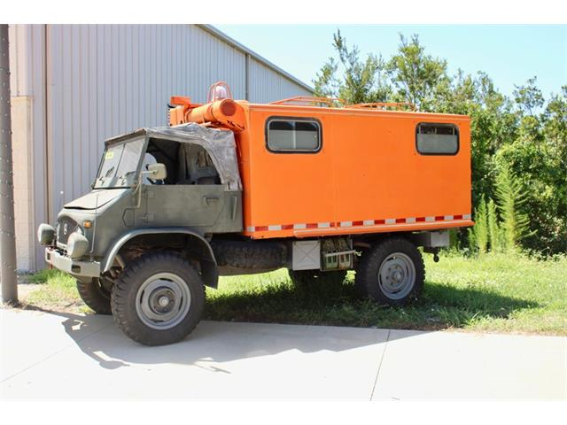 1969 Mercedes-Benz Unimog (CC-1379829) for sale in Sarasota, Florida