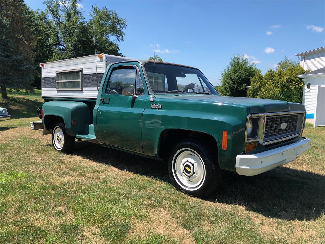 1974 Chevrolet Custom 10 (CC-1370983) for sale in Latrobe, Pennsylvania