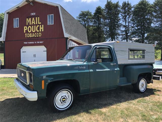 1974 Chevrolet Custom 10 (CC-1370983) for sale in Latrobe, Pennsylvania