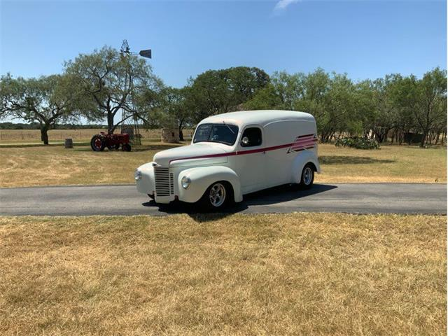 1948 International Panel Truck (CC-1379830) for sale in Fredericksburg, Texas