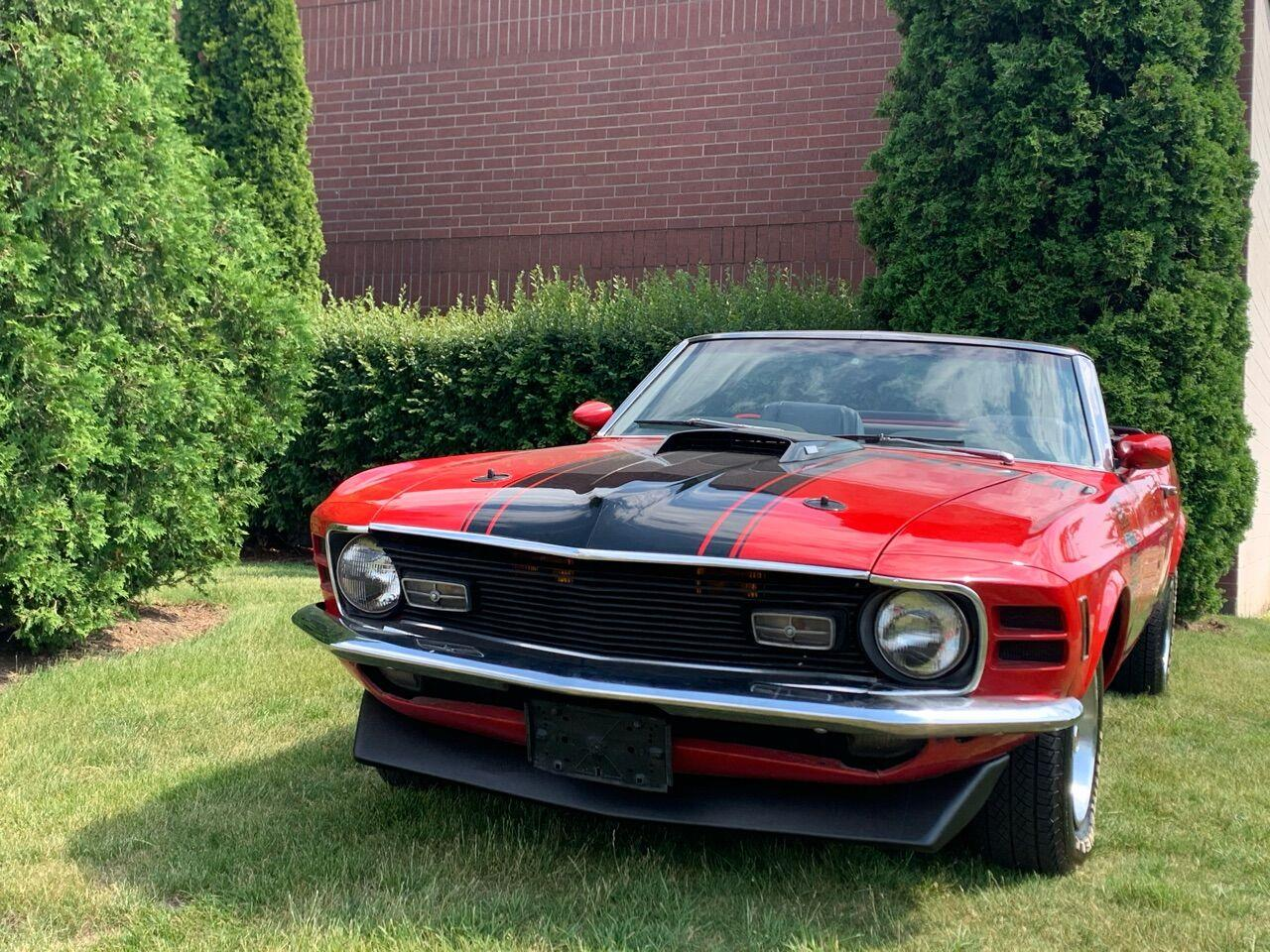 1970 Ford Mustang (CC-1379843) for sale in Geneva, Illinois