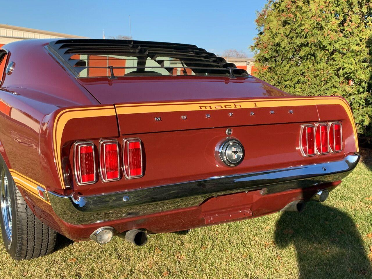 1969 Ford Mustang (CC-1379846) for sale in Geneva, Illinois