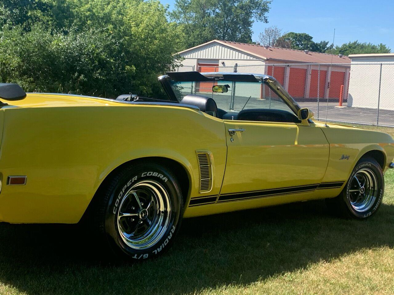 1969 Ford Mustang (CC-1379848) for sale in Geneva, Illinois