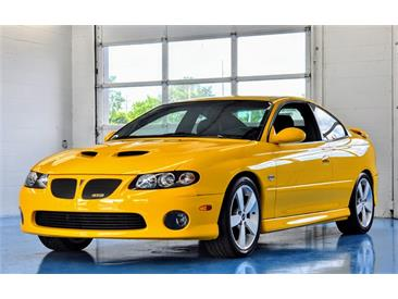 2005 Pontiac GTO (CC-1379853) for sale in Springfield, Ohio