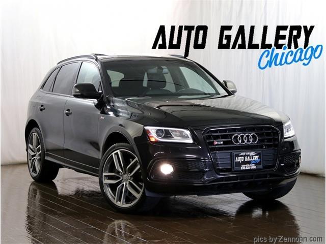 2015 Audi Q5 (CC-1379866) for sale in Addison, Illinois