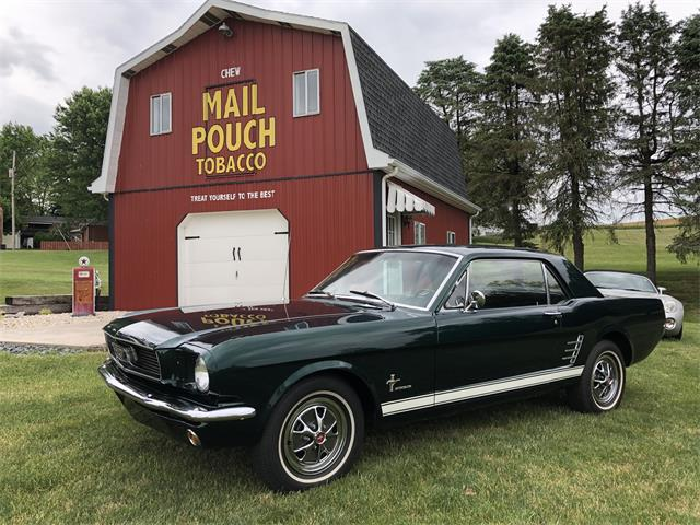 1966 Ford Mustang (CC-1370987) for sale in Latrobe, Pennsylvania