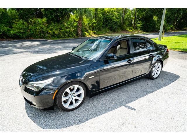 2009 BMW 5 Series (CC-1379874) for sale in Sarasota, Florida