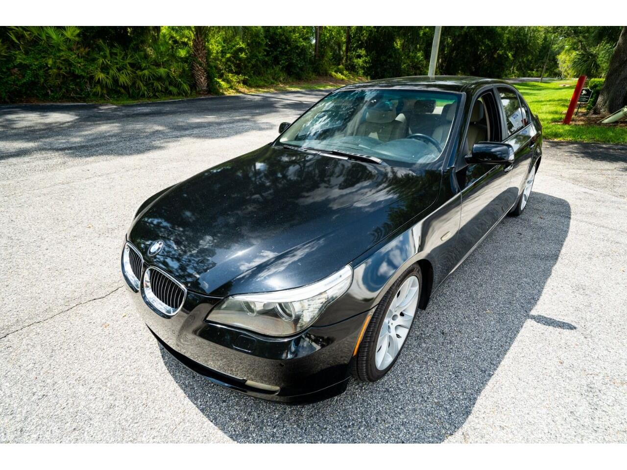 2009 BMW 5 Series (CC-1379874) for sale in Sarasota, Florida