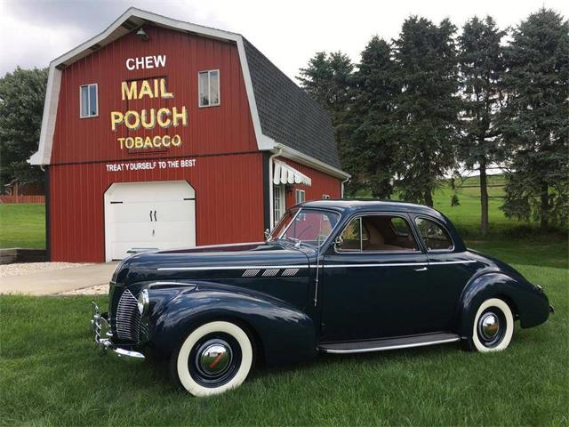 1940 Pontiac Deluxe 6 (CC-1370990) for sale in Latrobe, Pennsylvania