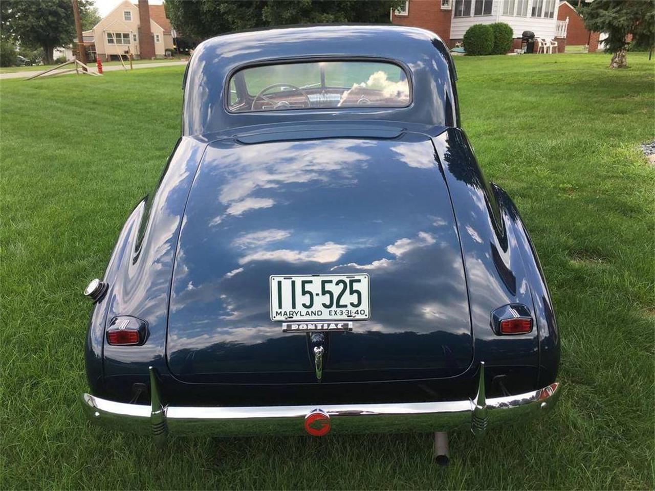 1940 Pontiac Deluxe 6 (CC-1370990) for sale in Latrobe, Pennsylvania