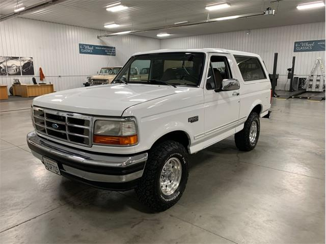 1995 Ford Bronco (CC-1379909) for sale in Holland , Michigan