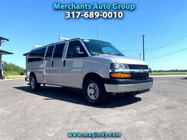 2010 Chevrolet Express (CC-1379919) for sale in Cicero, Indiana