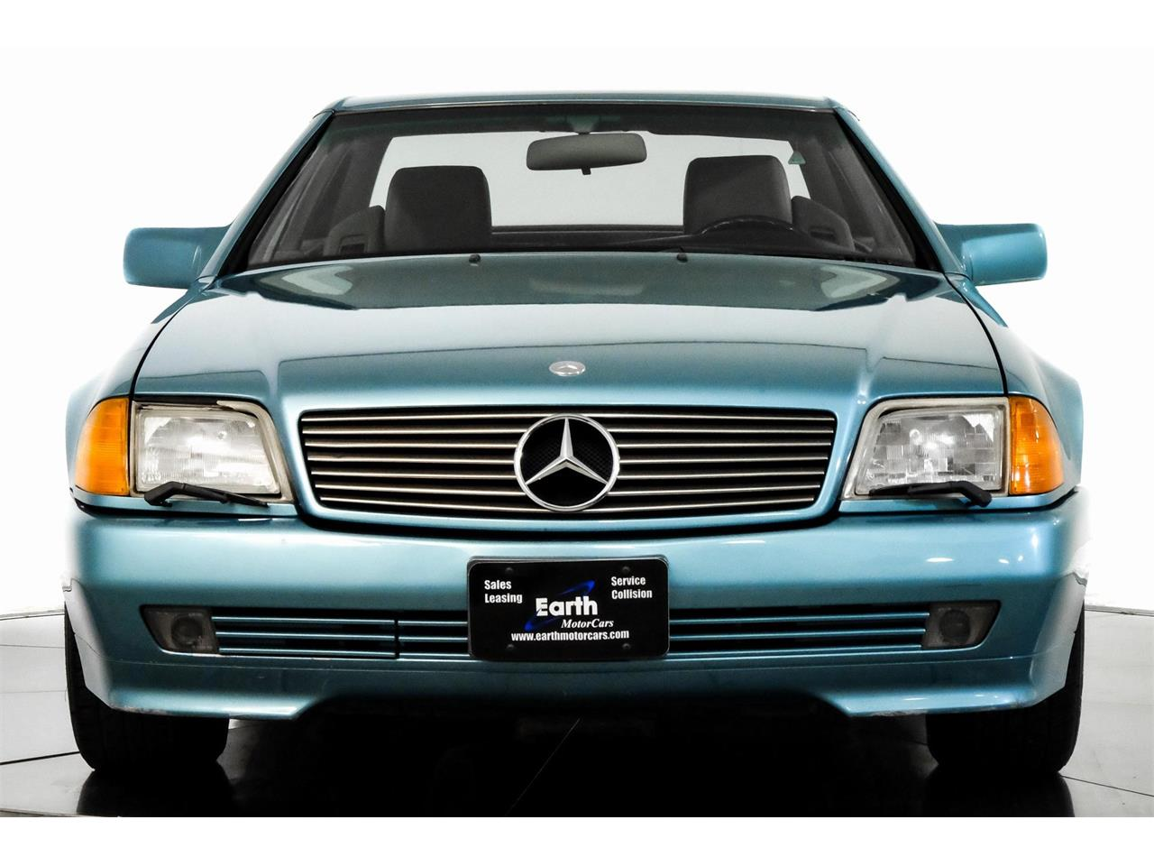 1992 Mercedes-Benz 500SL (CC-1379920) for sale in Carrollton, Texas